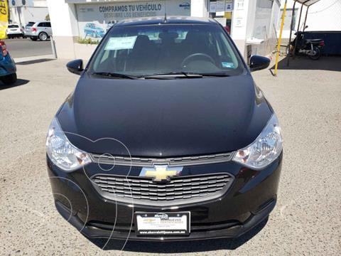 Chevrolet Aveo Version usado (2022) color Negro precio $215,000
