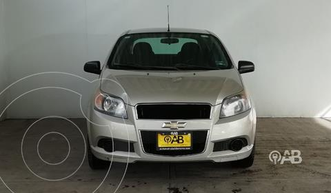 Chevrolet Aveo LT (Nuevo) usado (2014) color Dorado precio $110,000