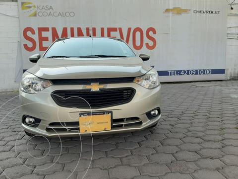 Chevrolet Aveo LT Aut usado (2018) color Beige precio $190,000
