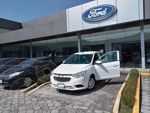 Chevrolet Aveo LS Aut usado (2019) color Blanco precio $179,001