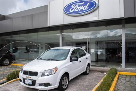 Chevrolet Aveo LS L4/1.6 MAN usado (2016) color Blanco precio $128,000