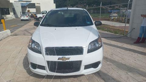 Chevrolet Aveo LT (Nuevo) usado (2017) color Blanco precio $143,000