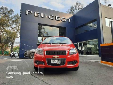 Chevrolet Aveo LT usado (2015) color Rojo precio $119,900