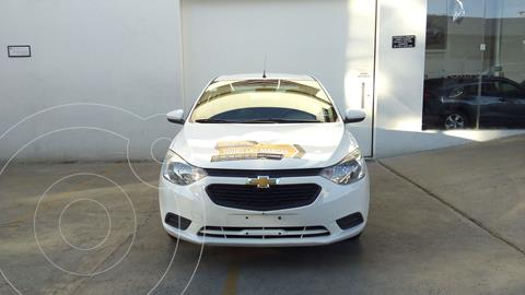 Chevrolet Aveo LS Aa usado (2018) color Blanco precio $177,000