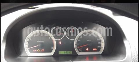 Chevrolet Aveo LS Aa Radio y Bolsas de Aire Aut (Nuevo) usado (2008) color Rojo Victoria precio $76,000