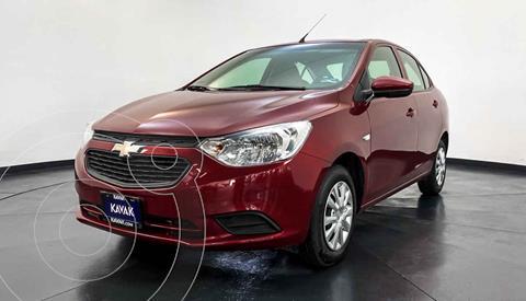 Chevrolet Aveo Paq A usado (2020) color Rojo precio $167,999