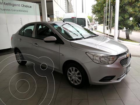 Chevrolet Aveo LS Aa usado (2020) color Plata Dorado precio $182,000