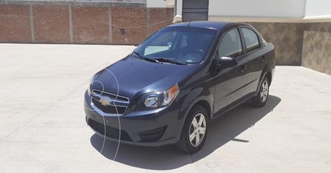 Chevrolet Aveo LS Aa usado (2018) color Azul precio $129,900
