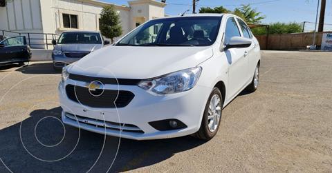 Chevrolet Aveo LT Aut usado (2020) color Blanco precio $186,900