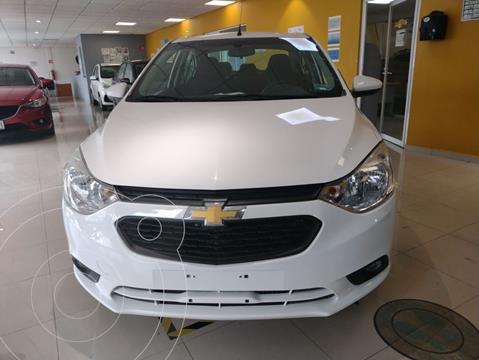 Chevrolet Aveo LT Aut usado (2020) color Blanco precio $198,950