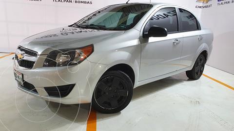 Chevrolet Aveo LT Aut usado (2016) color Plata Brillante precio $129,999