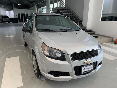 Chevrolet Aveo LS usado (2015) color Plata Dorado precio $109,000