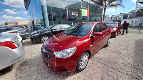 Chevrolet Aveo LT Aut usado (2019) color Rojo precio $160,000