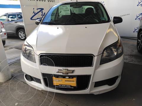 Chevrolet Aveo LT Aut (Nuevo) usado (2015) color Blanco precio $124,000