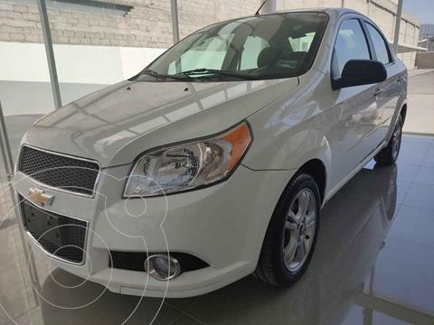 Chevrolet Aveo LTZ (Nuevo) usado (2016) color Blanco precio $145,000