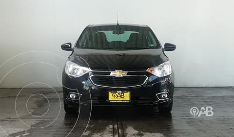 Chevrolet Aveo LTZ Aut usado (2016) color Negro precio $200,000