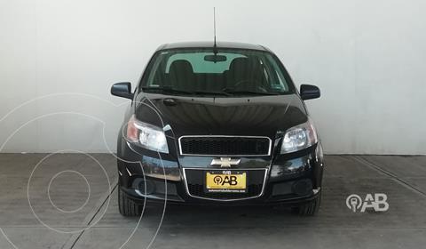 Chevrolet Aveo LS Aut (Nuevo) usado (2015) color Negro precio $120,000