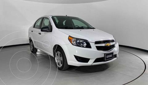 Chevrolet Aveo LS Aa usado (2016) color Blanco precio $134,999