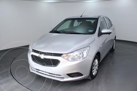 Chevrolet Aveo LS usado (2020) color Plata Dorado precio $195,000