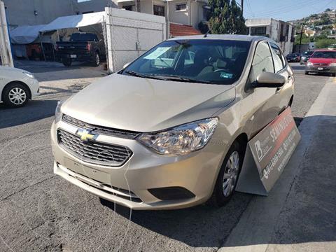 Chevrolet Aveo LS usado (2018) color Dorado precio $158,000