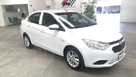 Chevrolet Aveo LT Bolsas de Aire y ABS (Nuevo) usado (2020) color Blanco financiado en mensualidades(enganche $49,563 mensualidades desde $4,736)