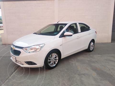 Chevrolet Aveo LT Aut usado (2020) color Blanco precio $210,000