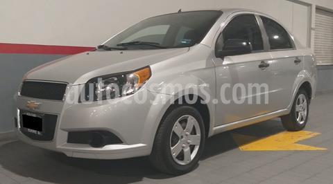 Chevrolet Aveo LS usado (2013) color Plata Dorado precio $99,000