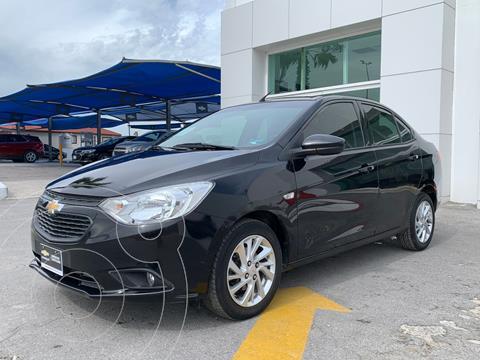 Chevrolet Aveo LT Aut usado (2018) color Negro precio $208,500