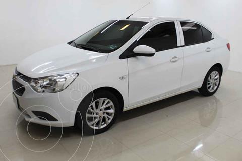 Chevrolet Aveo LS Aa usado (2019) color Blanco precio $180,000