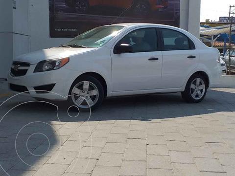 Chevrolet Aveo LS (Nuevo) usado (2018) color Blanco precio $138,000