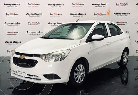 Chevrolet Aveo LS Aut usado (2018) color Blanco precio $159,990
