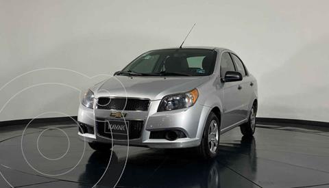 Chevrolet Aveo LS Aa Radio y Bolsas de Aire Aut (Nuevo) usado (2015) color Plata precio $119,999