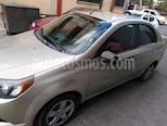 Chevrolet Aveo LS Aut usado (2013) color Bronce precio $70,000