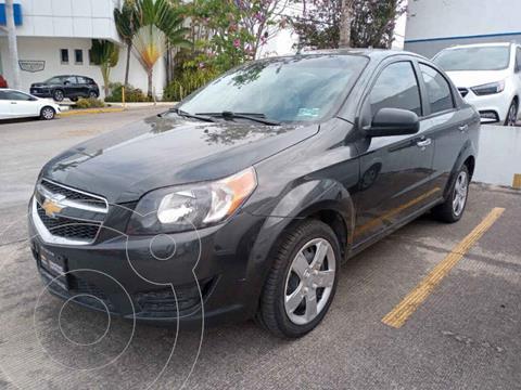 Chevrolet Aveo LT (Nuevo) usado (2018) color Gris precio $165,000
