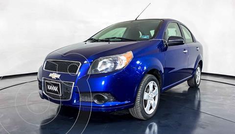 foto Chevrolet Aveo LTZ Aut (Nuevo) usado (2016) color Azul precio $129,999