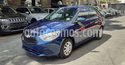 Chevrolet Aveo LS Aa usado (2020) color Azul precio $159,900