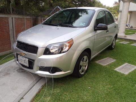 Chevrolet Aveo LS Aa usado (2016) color Plata Brillante precio $119,000