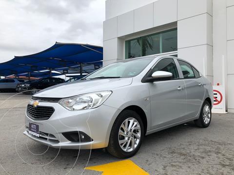 Chevrolet Aveo LT usado (2018) color Plata Dorado precio $170,000