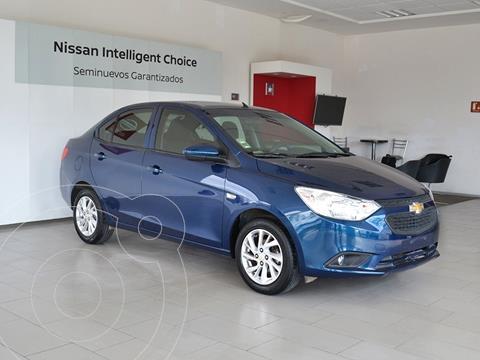 Chevrolet Aveo LT usado (2020) color Azul precio $215,000