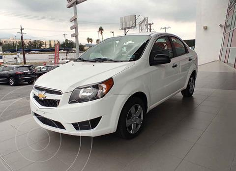 Chevrolet Aveo LS (Nuevo) usado (2018) color Blanco precio $169,000