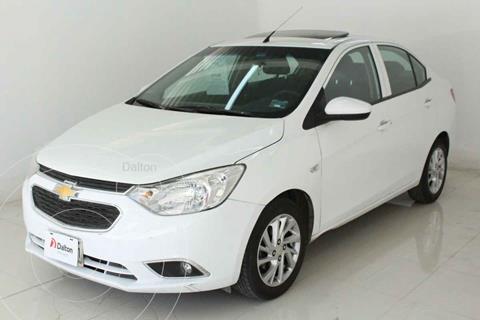 Chevrolet Aveo Paq E usado (2020) color Blanco precio $205,000