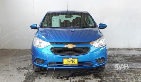 Chevrolet Aveo LT Bolsas de Aire y ABS (Nuevo) usado (2019) color Azul precio $165,000