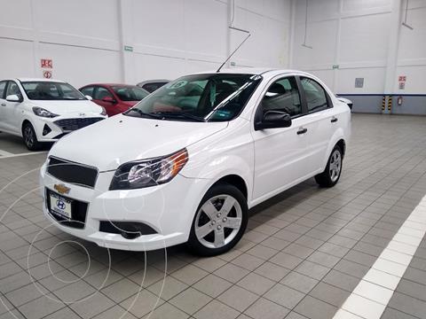 Chevrolet Aveo LT Bolsas de Aire y ABS (Nuevo) usado (2016) color Blanco precio $135,000