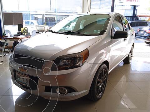 Chevrolet Aveo LS Aa radio (Nuevo) usado (2017) color Plata Brillante precio $149,900