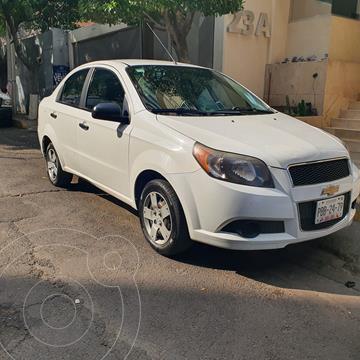 Chevrolet Aveo LS Aa Radio y Bolsas de Aire Aut (Nuevo) usado (2016) color Blanco precio $98,500