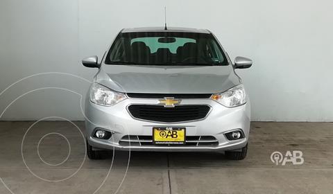 Chevrolet Aveo LTZ Aut usado (2018) color Plata Dorado precio $200,000