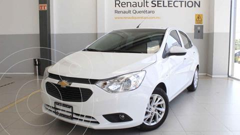 Chevrolet Aveo Paq C usado (2020) color Blanco precio $230,000