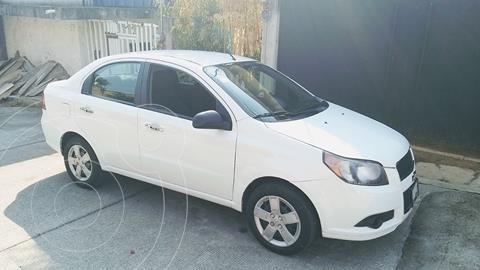 Chevrolet Aveo LT Aut usado (2014) color Blanco precio $65,000