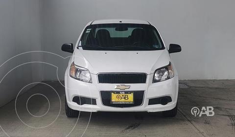 Chevrolet Aveo LS Aa usado (2016) color Blanco precio $100,000