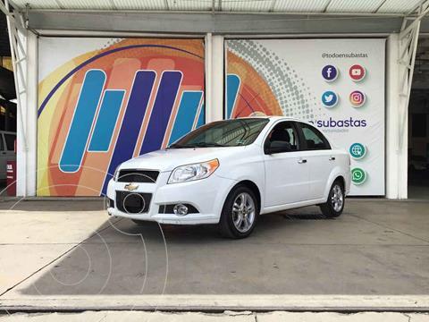 Chevrolet Aveo LTZ (Nuevo) usado (2016) color Blanco precio $74,000